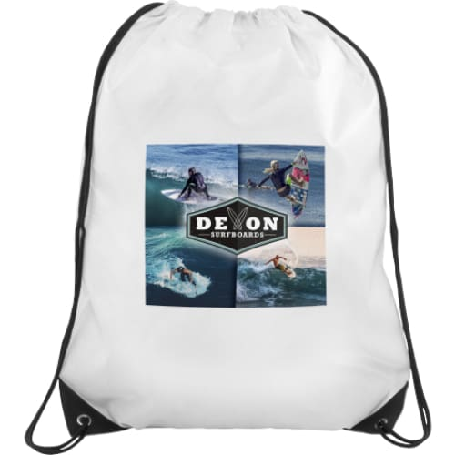 Polyester Drawstring Bag - Bag