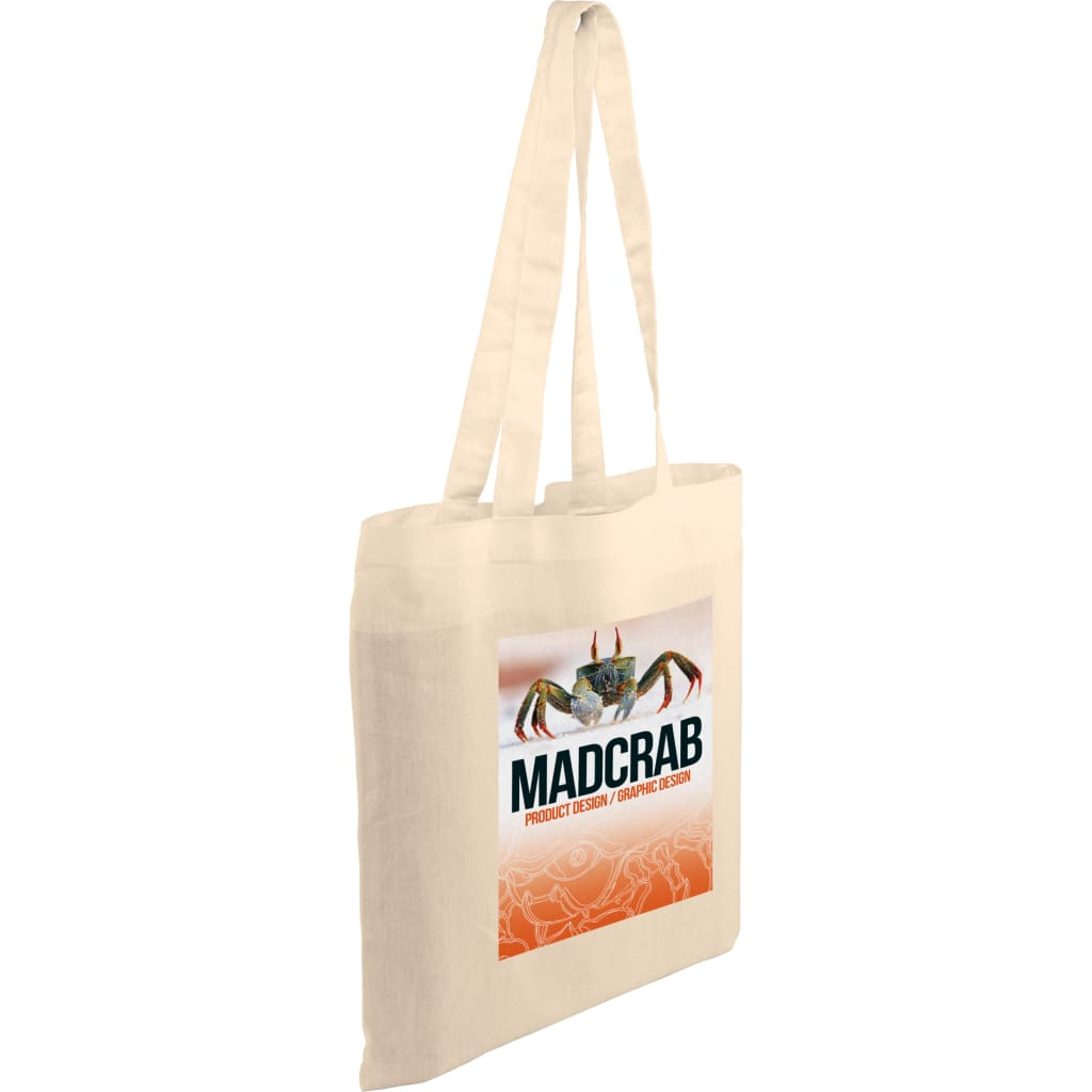 Premium Natural 5oz Cotton Tote Bag - Bag