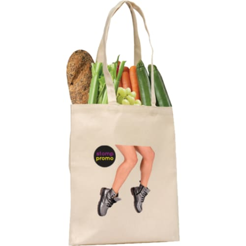 Premium Natural 7oz Cotton Tote Bag - Bag