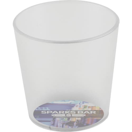 Printed Base Shot Glass - Drinkware