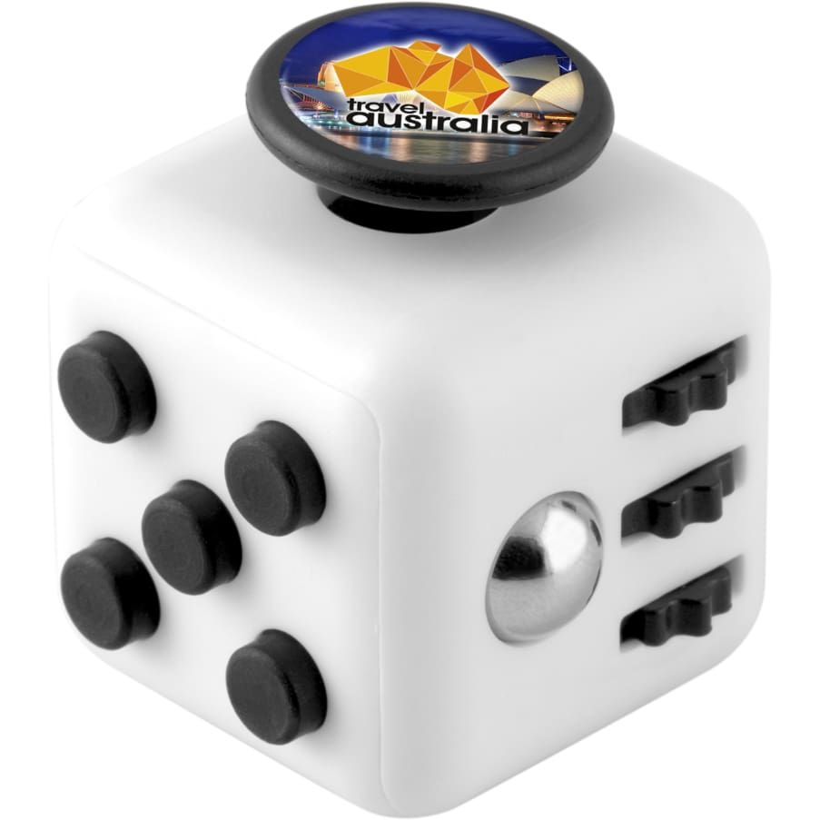 Printed Fidget Cube - Toy