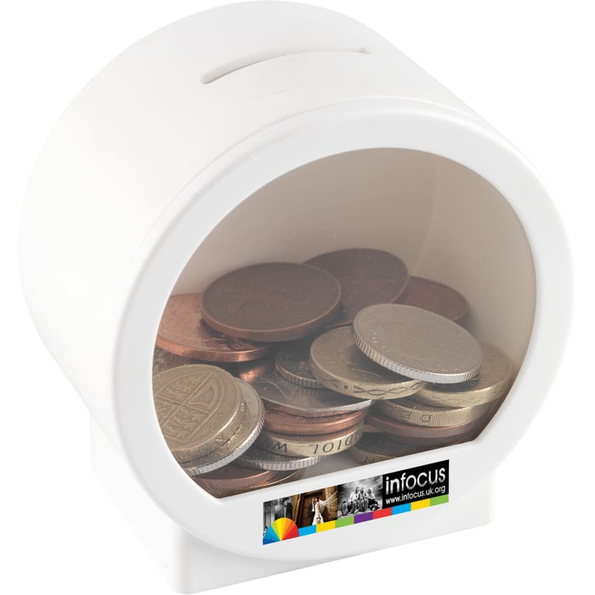 Printed Personalised Money Box - Money Box