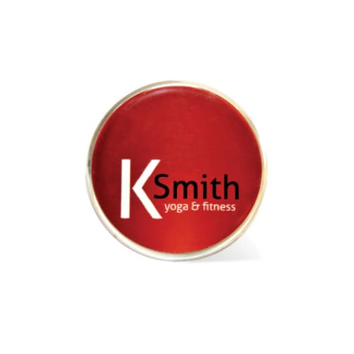 Round Printed Insert Badge - Badge