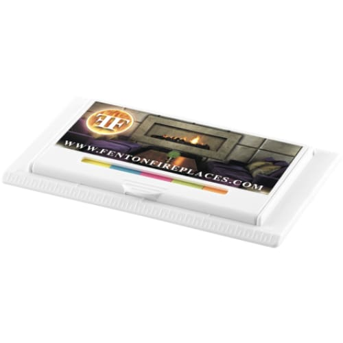 Sticky Note Pad Ruler Combi - Note Pad