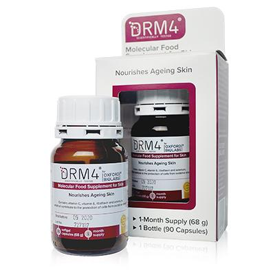 DRM4® Food Supplement for Skin