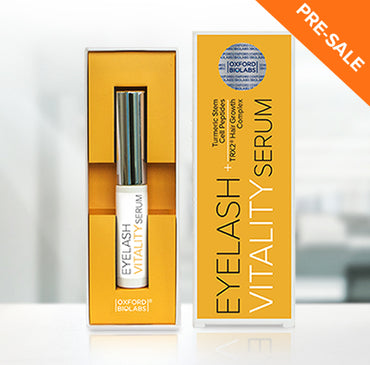 Oxford Biolabs® Eyelash Vitality Serum (Pre-sale)