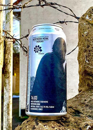 Northern Monk - Patrons Project 16.03 // Haze Outdoors // Ben Nevis // Imperial Stout