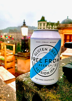 Free From Beer Co - Gluten Free Session IPA