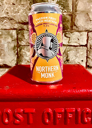 Northern Monk - Passion Fruit Lassi Heathen