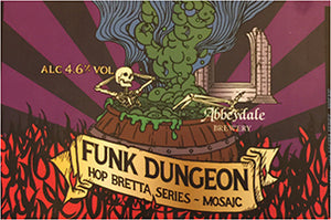 REVIEW: Funk Dungeon Hop Bretta by Abbeydale Brewery by Alex
