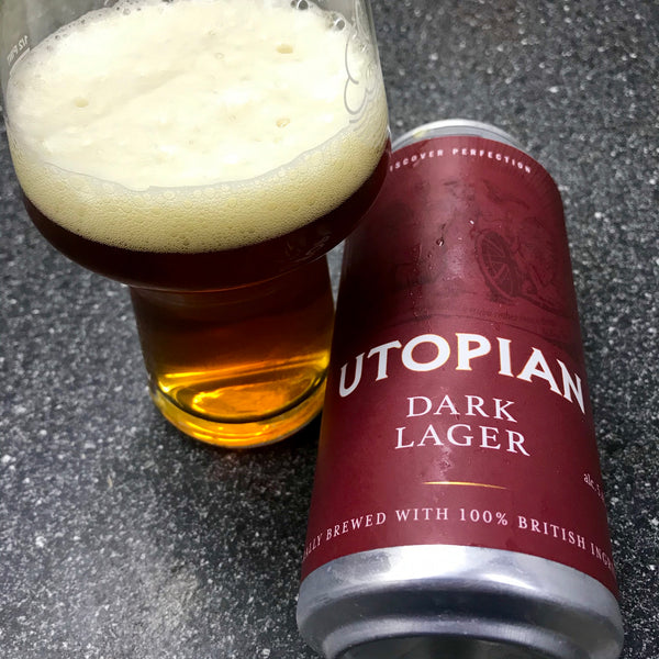 Utopian Dark Lager