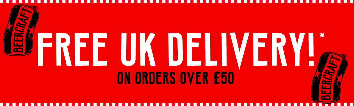 Free UK Mainland Delivery on Orders Over £50