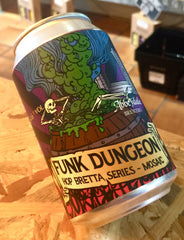 Funk Dungeon Mosaic by Abbeydale Brewery