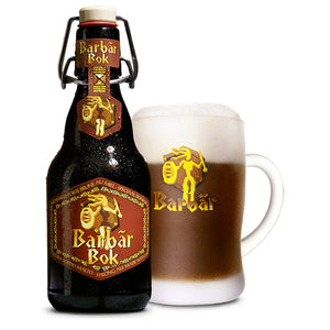 Barbar - Bok - Strong Honey Beer - 330ml Bottle