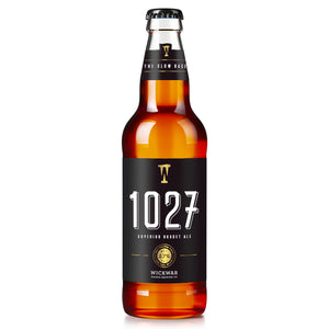 Wickwar Brewery - 1027 - Russet Ale - 500ml Bottle