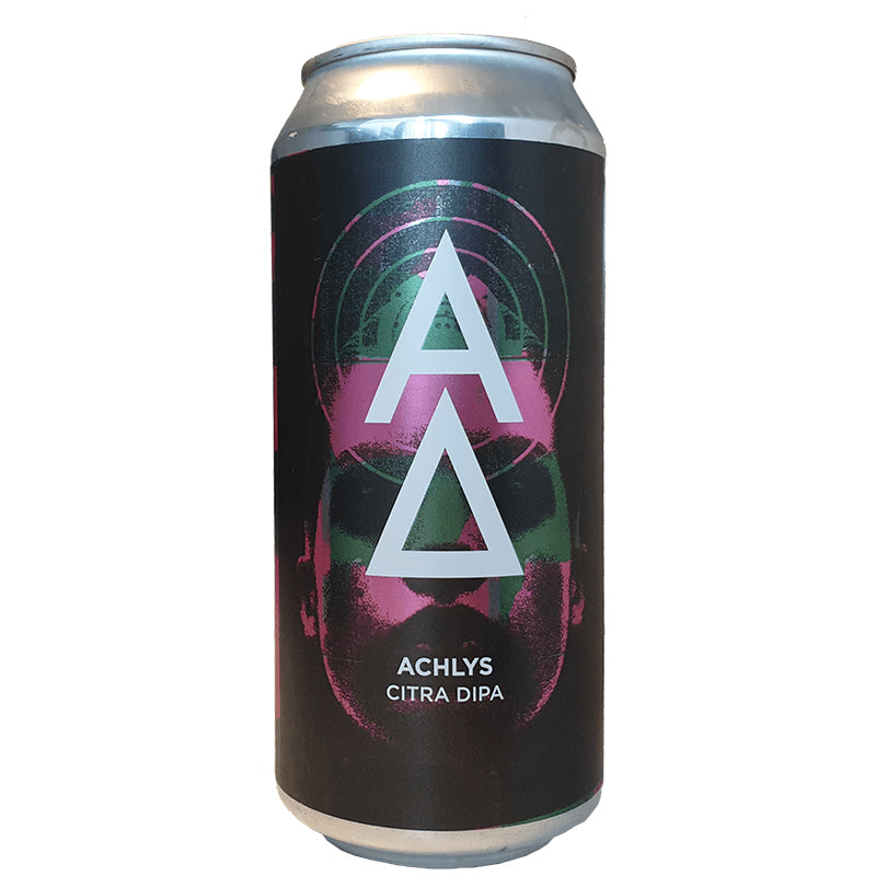 Alpha Delta - Achlys - Citra DIPA - 440ml Can
