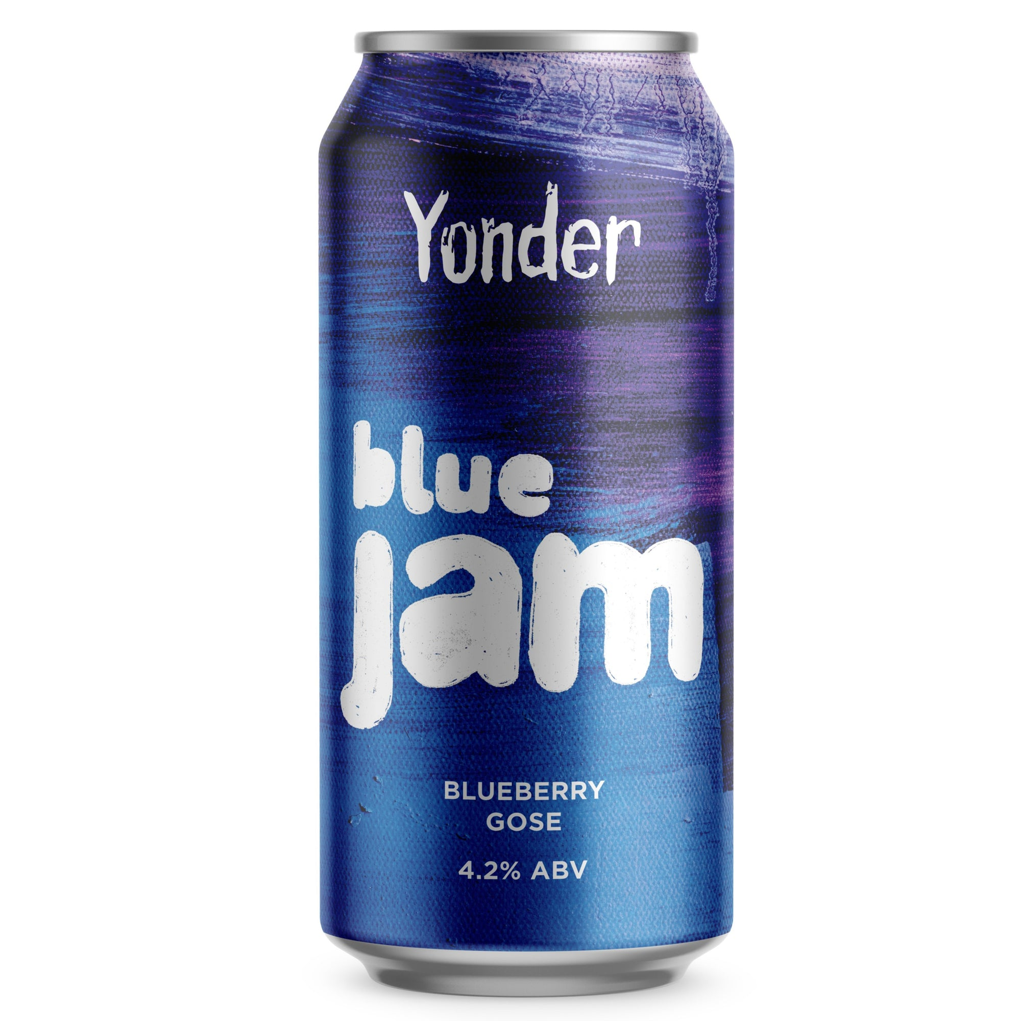 Yonder Brewing - Blue Jam - Blueberry Gose - 440ml Can