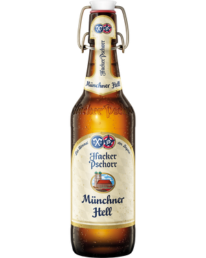 Hacker-Pschorr - Munchner Hell - 500ml Bottle
