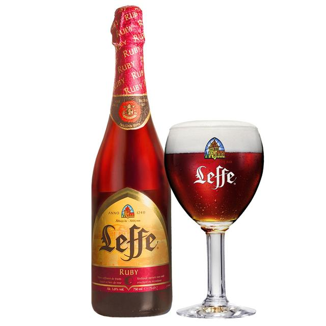 Leffe - Ruby - Belgian Abbey Ale - 330ml Bottle
