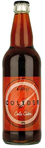 Lilley's Cider - Colider - Cola Cider - 500ml Bottle