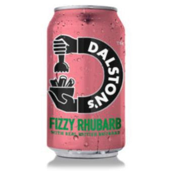 Dalstons - Fizzy Rhubarb - 330ml Can