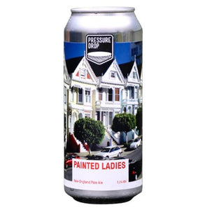 Pressure Drop - Painted Ladies - New England Pale Ale - 440ml Can