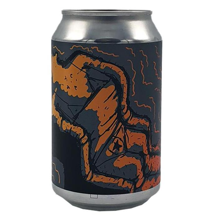 Lervig - Imperial Toasted Maple Stout - 330ml Can