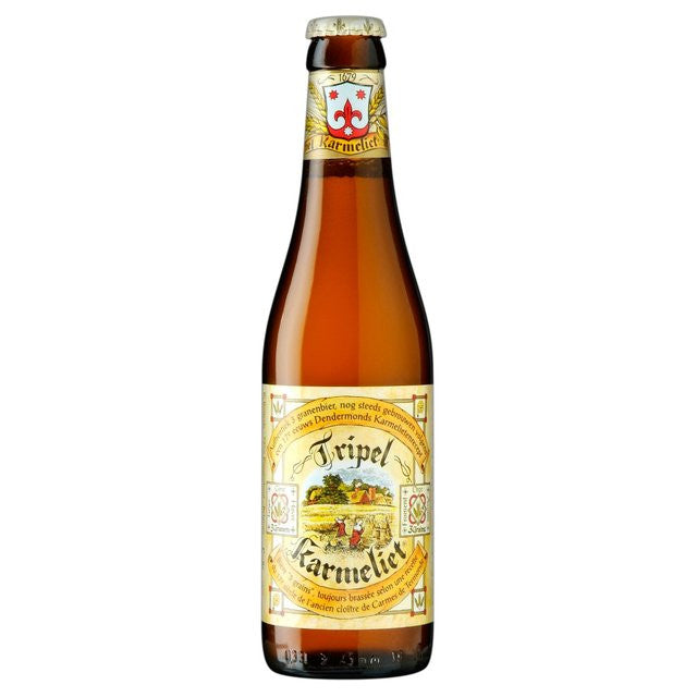 Bosteels - Tripel Karmeliet - Wheat Beer - 330ml Bottle