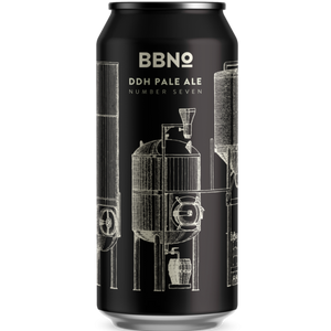 Brew by Numbers - 42|DDH Pale Ale - Number Seven - 440ml Can