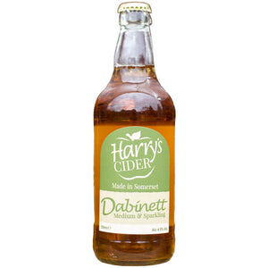 Harry's Cider - Dabinett - 500ml Bottle