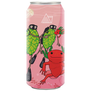 Wander Beyond - Mini Strawberry Shake - Table Beer - 440ml Can
