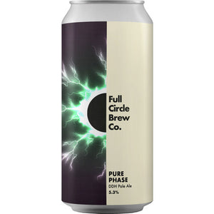 Full Circle Brew Co - Pure Phase - DDH Pale Ale - 440ml Can