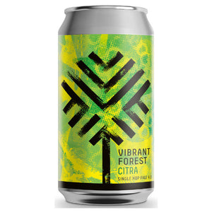 Vibrant Forest - Citra - Single Hop Pale Ale - 440ml Can