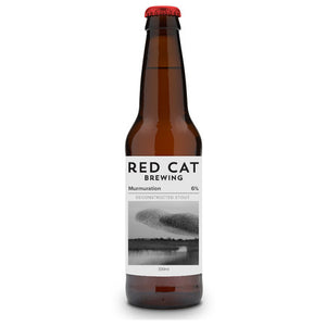 Red Cat - Murmuration - Deconstructed Stout - 500ml Bottle