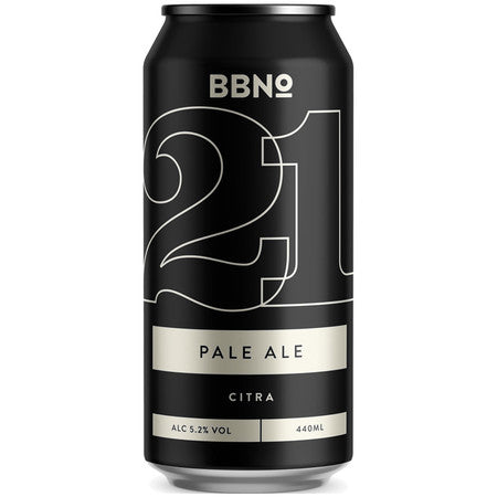 Brew by Numbers - 21 - Pale Ale Citra - 440ml Can