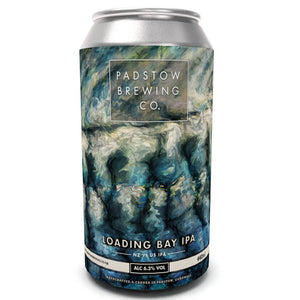 Padstow Brewing Co - Loading Bay - IPA - 440ml Can