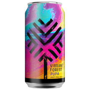 Vibrant Forest - Pupa - Juicy Pale Ale - 440ml Can