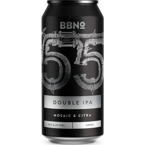Brew by Numbers - 55 - Mosaic & Citra Double IPA - 440ml Can