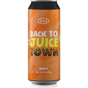 S43 Brewery - Back to Juice Town - New England IPA - 440ml Can