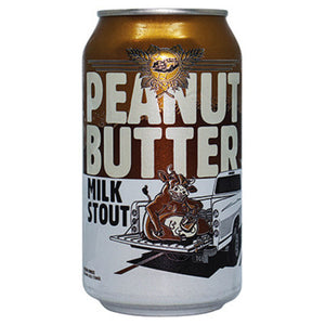 Tailgate Beer - Peanut Butter Milk Stout - 355ml Can