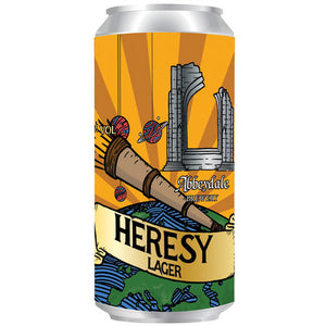 Abbeydale - Heresy - Lager - 440ml Can