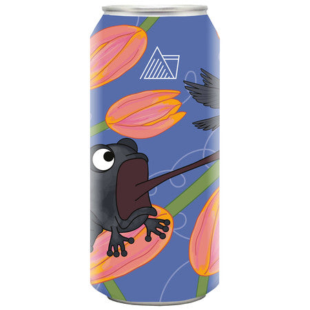 Wander Beyond - Anura - Imperial Blueberry Berliner Weisse - 440ml Can