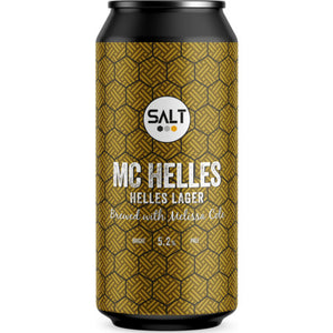 Salt Beer Factory - MC Helles - Helles Lager - 440ml Can