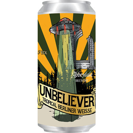 Abbeydale - Unbeliever - Tropical Berliner Weisse - 440ml Can