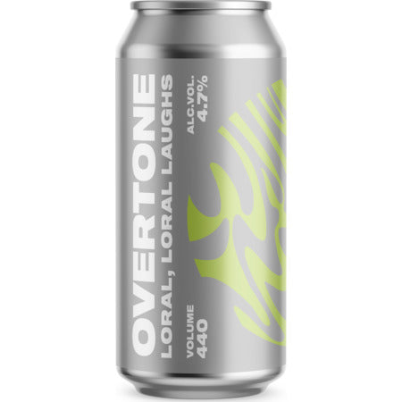 Overtone Brew Co - Loral, Loral Laughs - Session IPA - 440ml Can