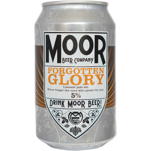 Moor Beer Company - Forgotten Glory - Pale Ale - 330ml Can