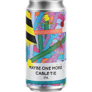 Electric Bear Brewing - Maybe One More Cable Tie - IPA - 440ml Can