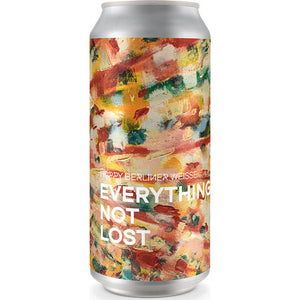 Boundary - Everything Not Lost - Hoppy Berliner Weisse - 440ml Can