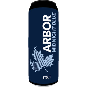 Arbor Ales - Midnight Blue - Stout - 568ml Can