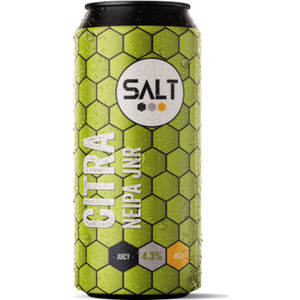 Salt Beer Factory - Citra - NEIPA Jnr - 440ml Can